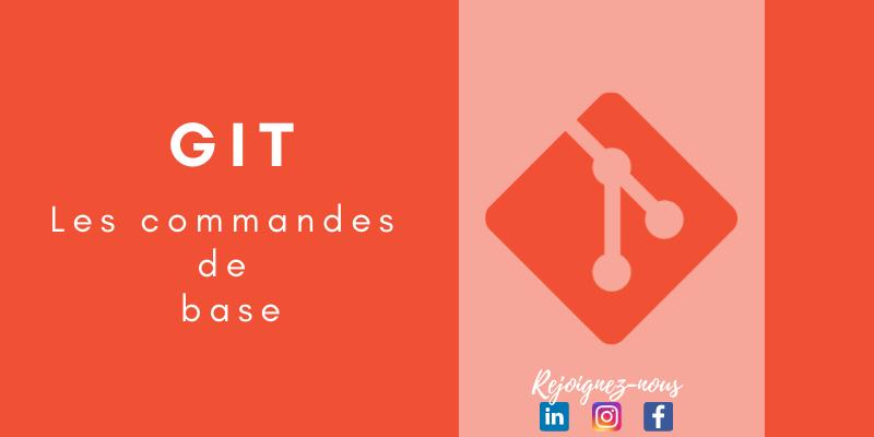 GIT: Les commandes de base